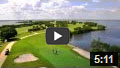In Vero Beach, The Moorings Yacht & Country Club, Pete Dye's Only Short Course, written by Pete Dye