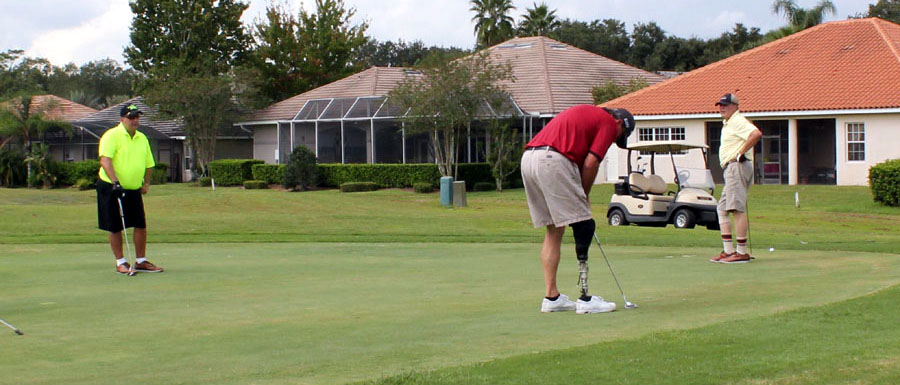 Florida Open Tournament For Golfers With Disabilities