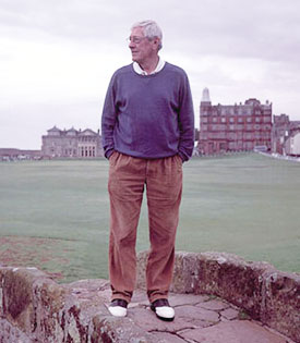 Arthur Hills at St. Andrews