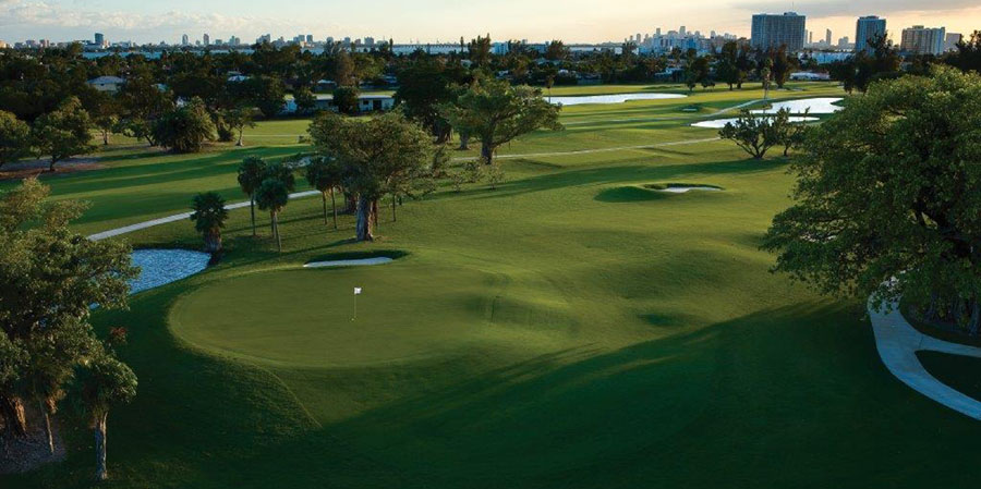 Normandy Shores Golf Club In Miami Beach