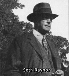 Seth Raynor