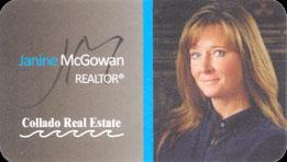 Janine McGowan, Realtor®